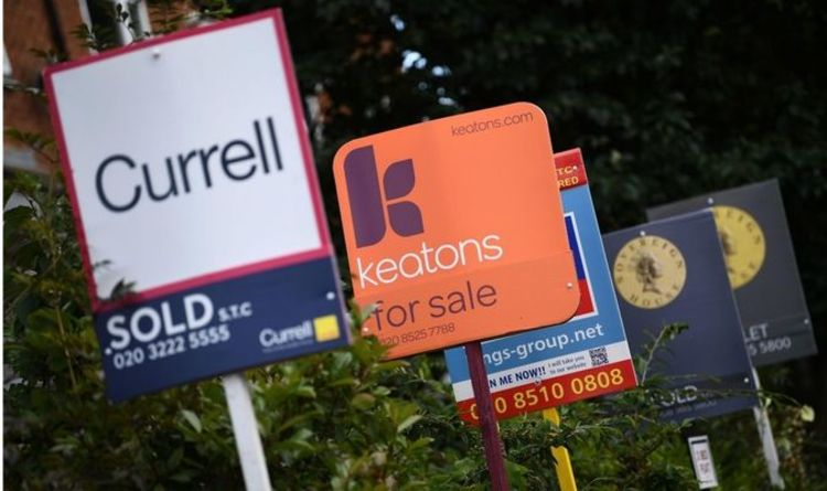 UK house prices warning: Expert warns buyers should not be fooled by 'false dawn'