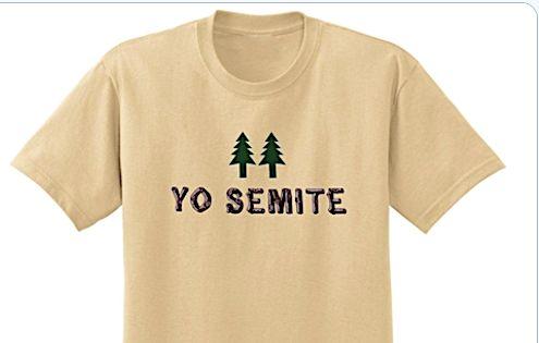 'Yo Semite' T-Shirts Sell Bigly At Jewish Museum After Trump Gaffe