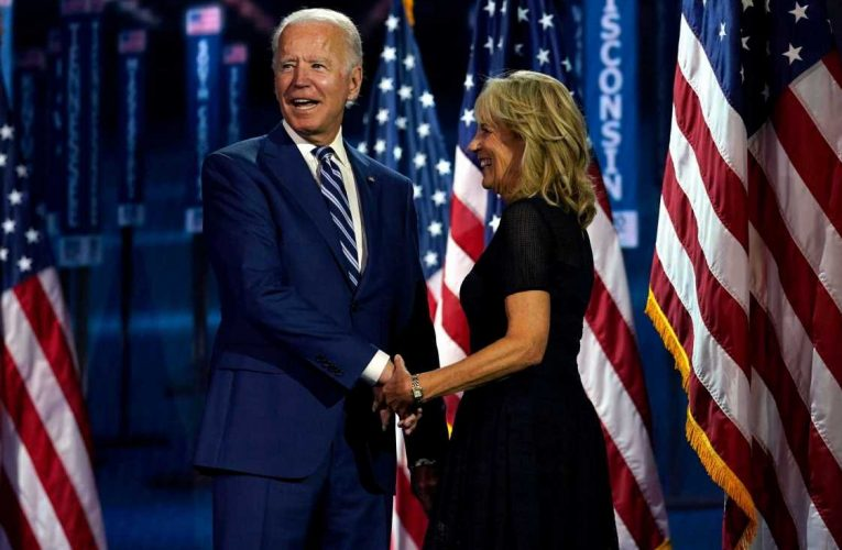 Joe Biden Seeking Party, National Unity In Convention Climax