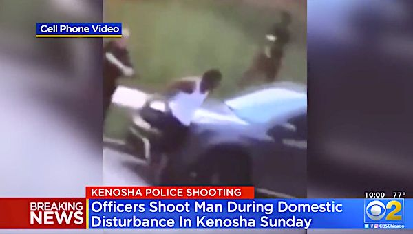 Kenosha, Wisconsin Cops Shoot Black Man In The Back 7 Times In Broad Daylight