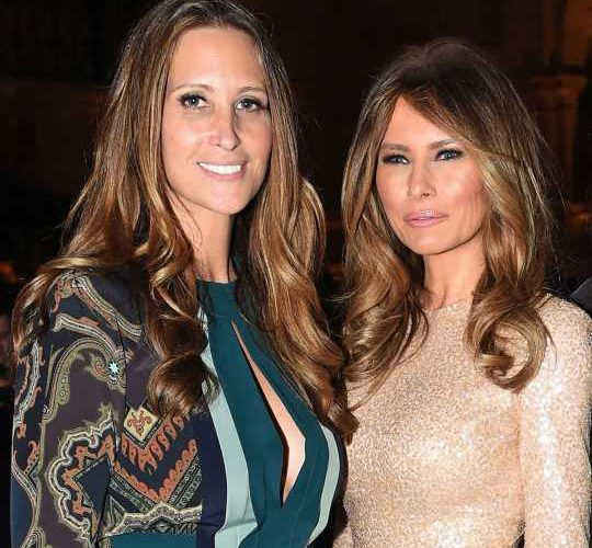 Melania Trump's Former Friend Says 'There's Nothing' in Scathing Tell-All 'That I Can't Back Up'