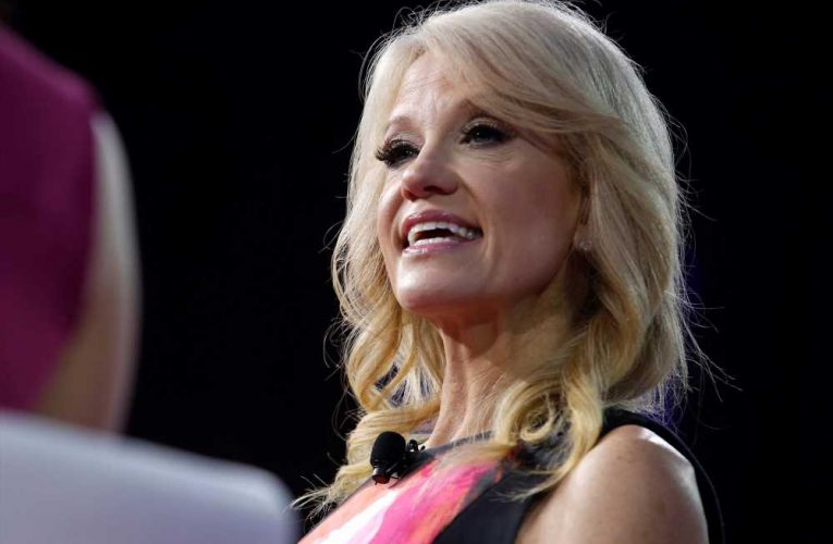 Trump aide Kellyanne Conway says she is leaving the White House at end of the month