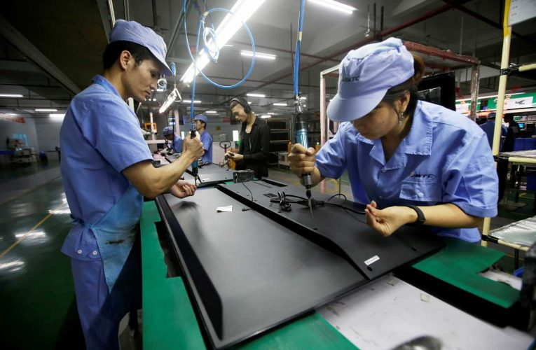 China's factory deflation slows in July as recovery gains strength
