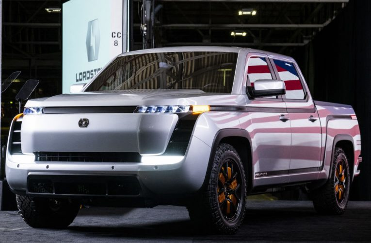 Move over Nikola: A new electric truck SPAC called Lordstown is forming and the shares are surging