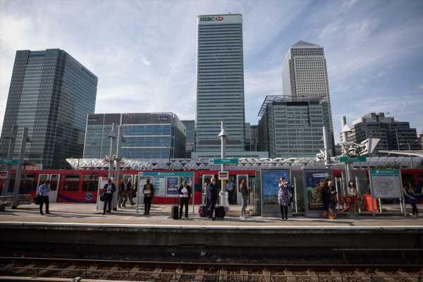 Goldman Sachs Asks Staff to Return to London Office: WFH Tracker
