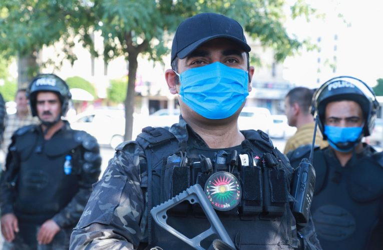 Turkey Rebuffs Iraq Criticism Over Cross-Border Attacks on Kurds
