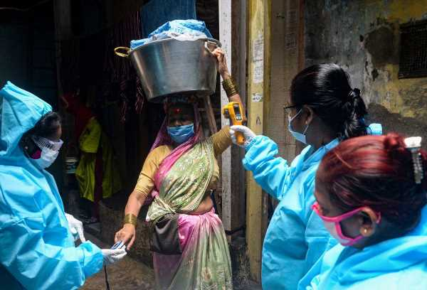 India Has Record Single-Day Infections as Virus Hits Hinterland