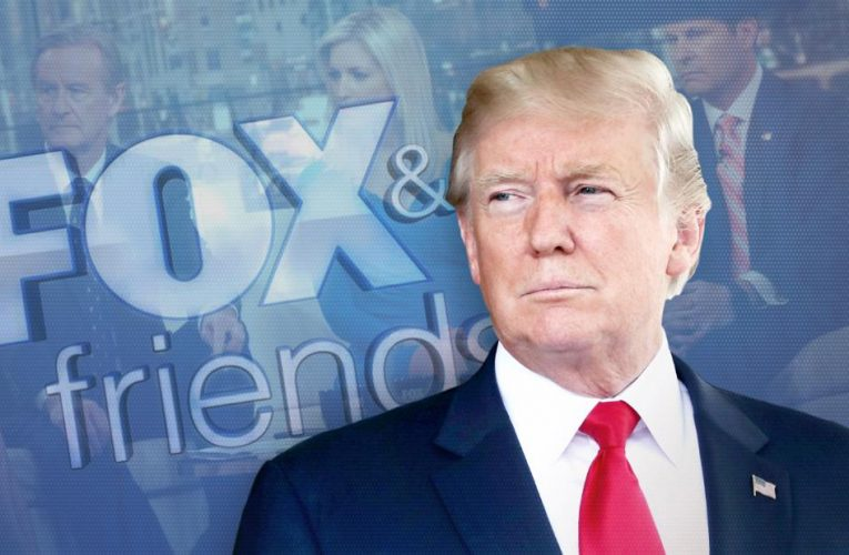 Stelter: Trump filled Fox News power vacuum after Ailes departure