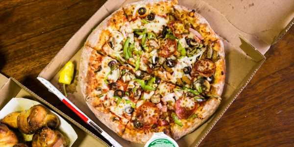 Papa John's says it expects the pandemic-induced spike in pizza sales to continue 'for the foreseeable future'