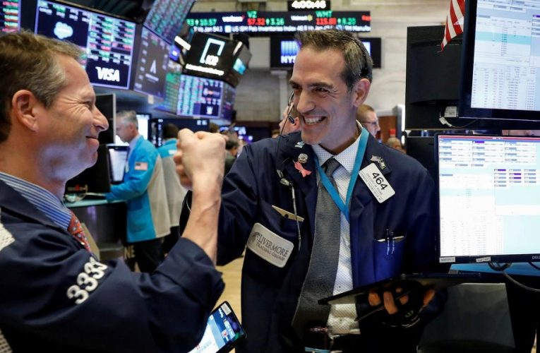 4 reasons why the stock market has rallied to near record highs despite the sharpest economic decline since the Great Depression, according to LPL