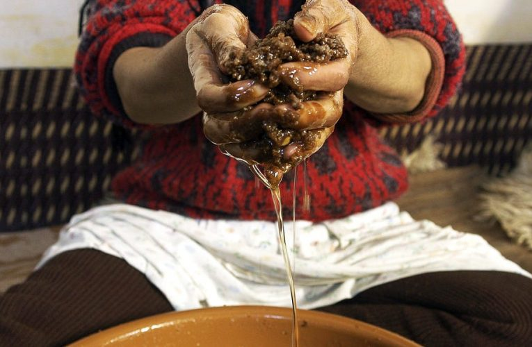 Argan oil can cost as much as $300 per liter. Why is it so expensive?