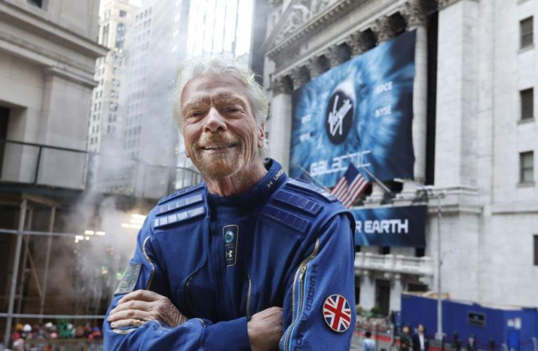 Richard Branson's Virgin Atlantic closes in on $1.6 billion rescue plan