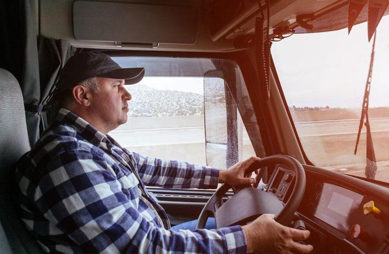 Truckers push for key, temporary tax break in stimulus bill