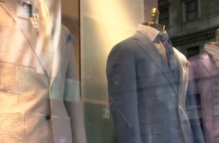 Clothing brands claim to be making jeans, dress shirts with 'anti-coronavirus' materials