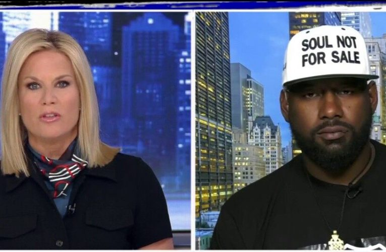 Black Lives Matter leader states if US 'doesn't give us what we want, then we will burn down this system'