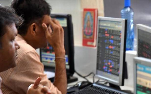 Sensex jumps over 150 points ahead of RBI policy outcome; Nifty tops 11,150