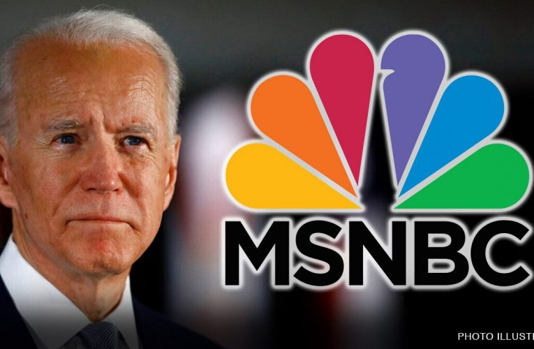 Biden gaffes ignored by MSNBC's primetime shows for 3 straight nights