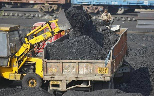 Coal import drops 43% in July owing to high stockpile at pitheads, plants