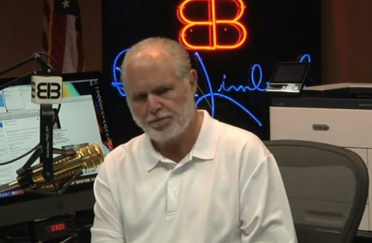 Rush Limbaugh hails 'uplifting' RNC as 'most diverse political convention I've ever seen'