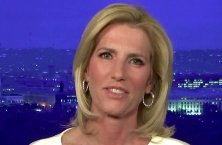 Laura Ingraham: RNC's 'positive, upbeat messages' capped off 'a bad day for the Democrats'
