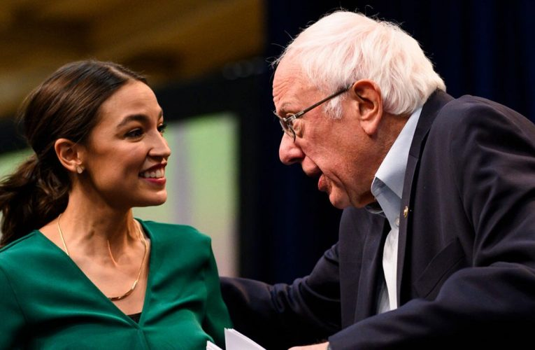 AOC, Bernie say Democratic National Convention was too moderate, not enough progressive voices