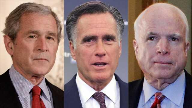 Former Bush, Romney, McCain officials endorse Biden, target Trump ahead of key RNC speech