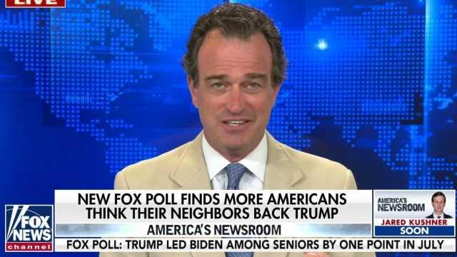Biden-Trump polls looking 'remarkably similar' to summer of 2016, says Charlie Hurt