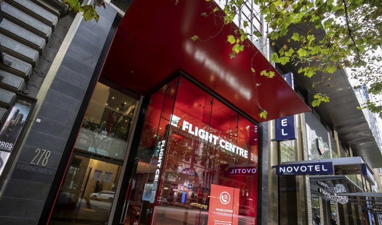 Flight Centre to close another 90 stores as border closures bite