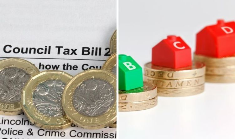 Council tax: Most expensive bands – where will you be charged the highest amount?