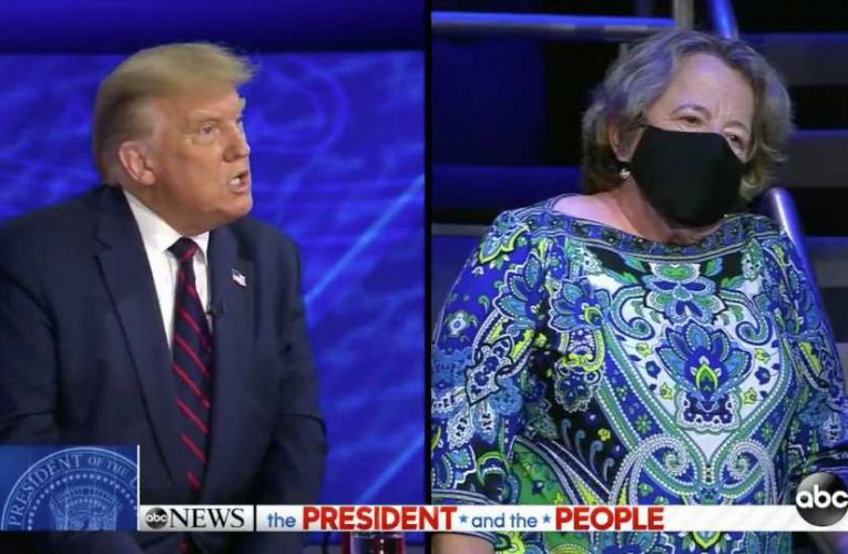 Trump Blames Biden, Who Isn't President, For Not Instituting Mask Mandate