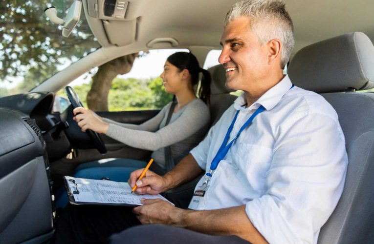 Booking a driving test: How many test centres are there in the UK?