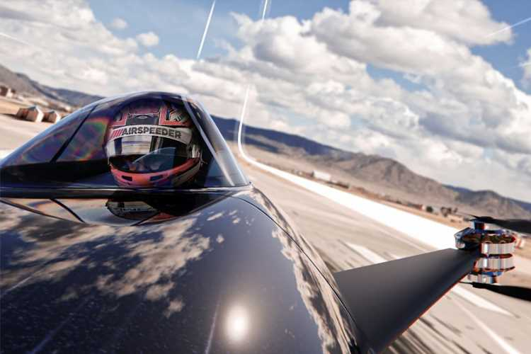 Flying car race dubbed 'F1 of the skies' coming in 2021 thanks to Star Wars loving Aussie millionaire