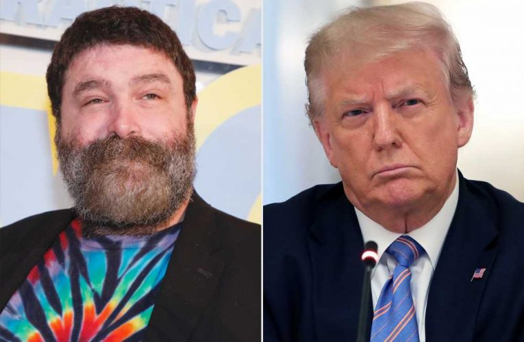 Why WWE Hall of Famer Mick Foley Says He Had to Speak Out About Trump: 'The Right Side of History'