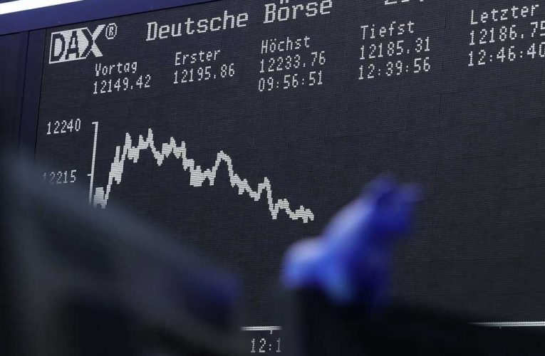 Europe stocks rise after strong Wall Street session, despite disappointing data