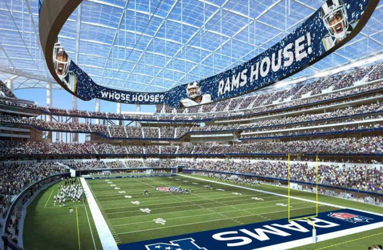 LA Rams ready for kickoff in new, $5 billion high-tech SoFi Stadium — without fans