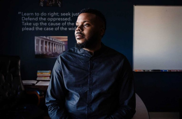 Young Black California Mayor Michael Tubbs: 3 ways to start being an ally to Black people