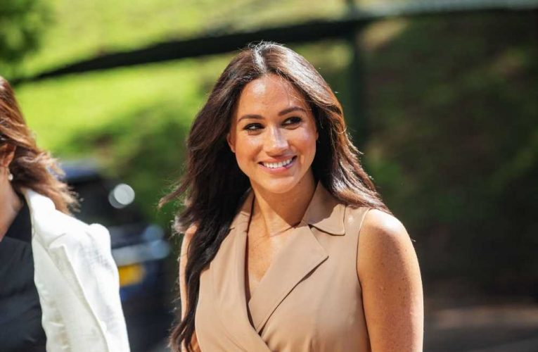 Meghan Markle lives by this quote to tune out 'naysayers'