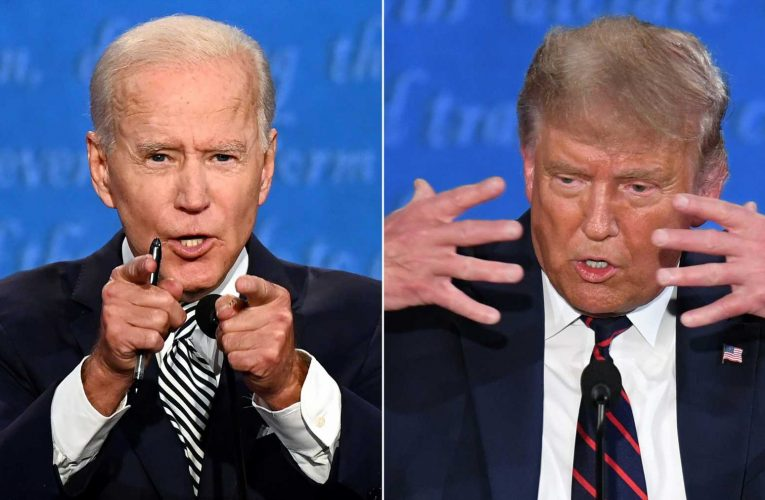 The highlights from the vicious first debate between Trump and Biden