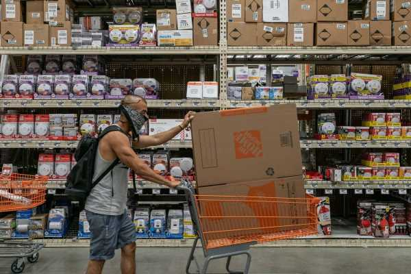Black Friday Is Now Just a Concept at Home Depot as Virus Rages
