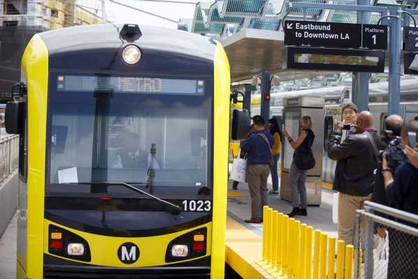 Why Los Angeles Might Make Transit Free