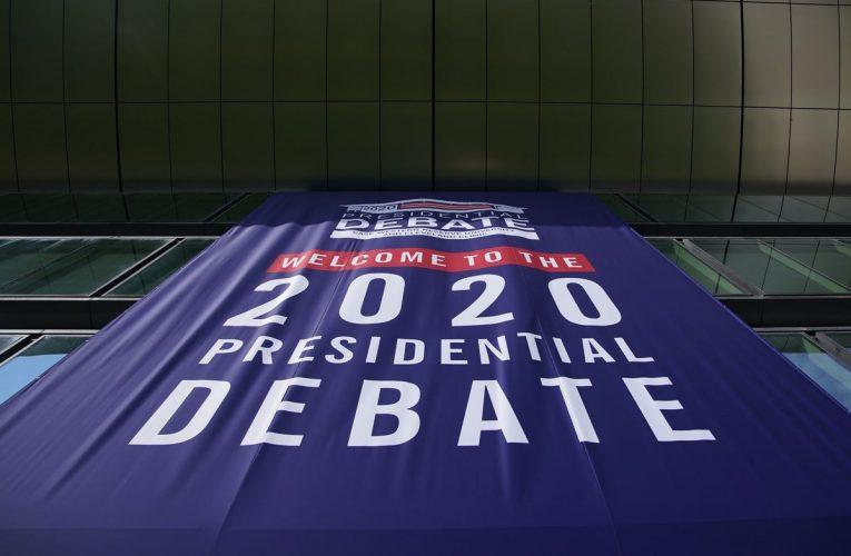 Coming Up: Fact-Checking the First Trump-Biden Presidential Debate