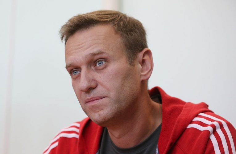 Navalny Poisoned in Siberia Before Leaving For Plane, Allies Say