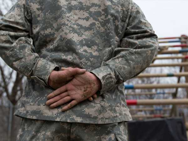 Barring HIV-Positive Military Officers Has 'No Rational Basis,' Judge Rules
