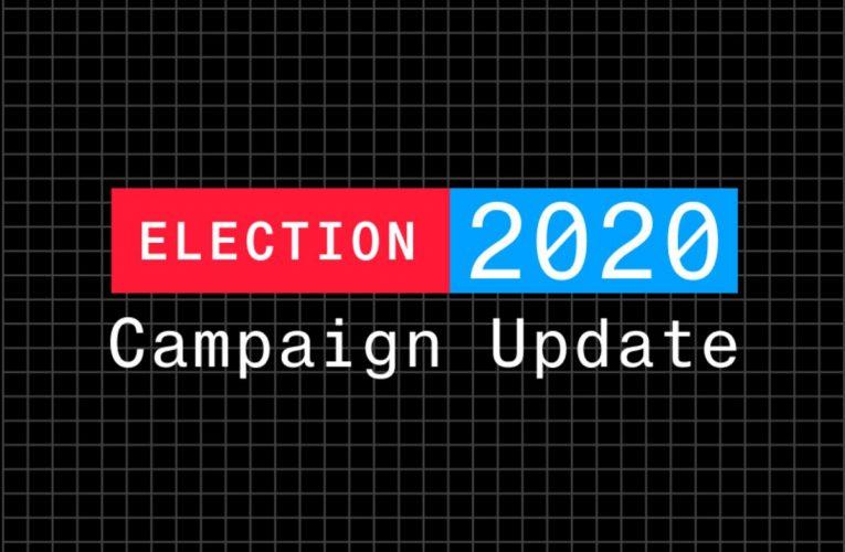 Biden Leads Trump 49-41 in National Poll: Campaign Update