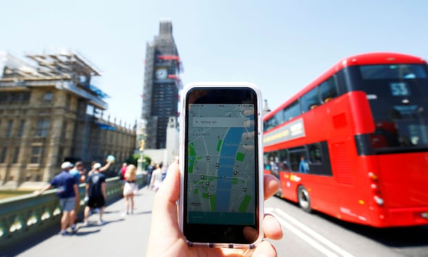 Uber granted London licence as court rules it is 'no longer a risk'