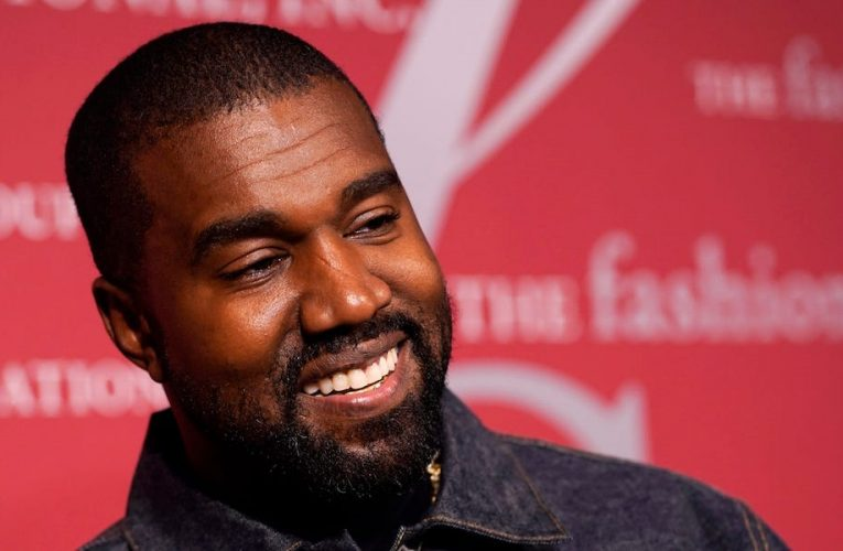 Kanye West claims he's worth $5 billion in new interview after striking 10-year Gap deal