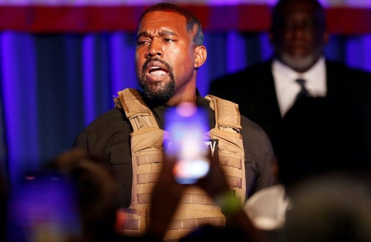Kanye West's spent nearly $6 million of his own money on his presidential campaign in its first month alone