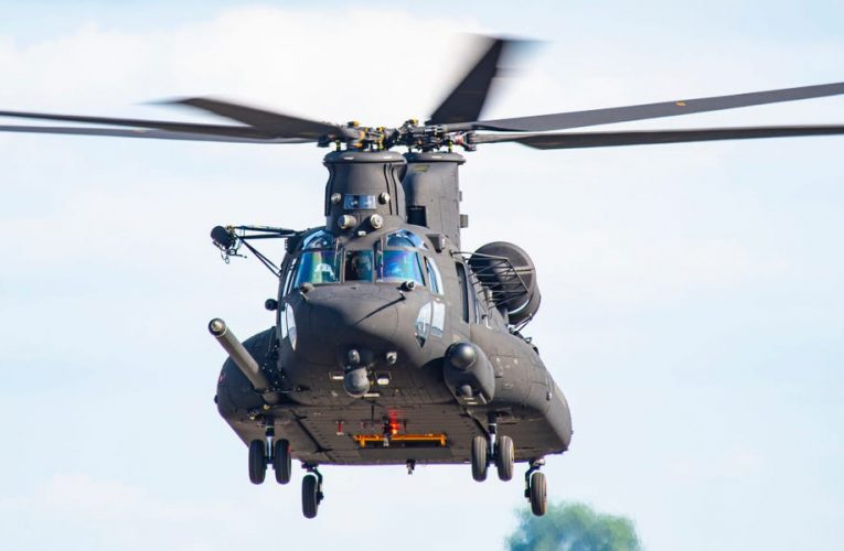 US Special Operations Command has gotten a new, upgraded version of its workhorse helicopter