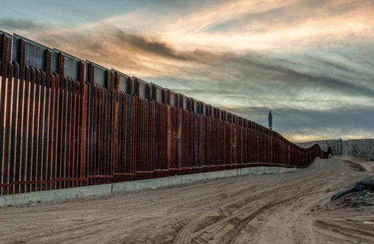 Part of Trump's border wall will collapse soon, court-ordered report to say