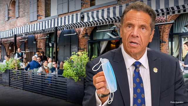 NYC restaurant owner claims 'we are getting screwed' by coronavirus restrictions, bashes Democrats